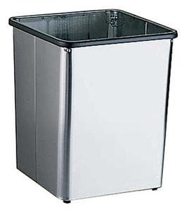 cubo de basura higiénico