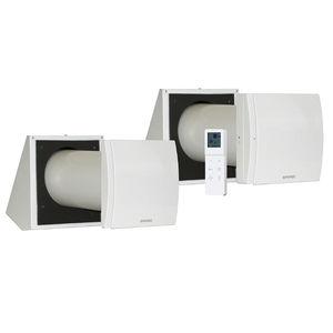 unidad de ventilación descentralizada / residencial / para casa