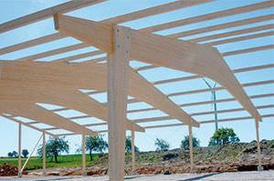 tijeral de madera de carpintería
