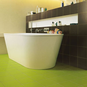 baldosas de interior / de baño / para suelos / de cerámica