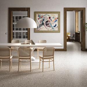 baldosa de interior / de suelo / de gres porcelánico / rectangular