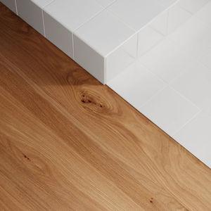 suelo laminado de madera / de HPL / flotante / encolado