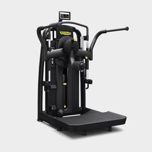 máquina de musculación fondos en paralelas