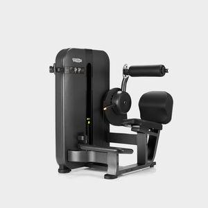 máquina de musculación extensión de espalda