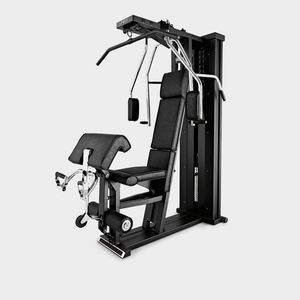 máquina de musculación jalón frontal / butterfly / curl de brazos
