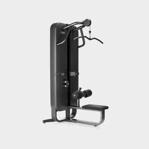 máquina de musculación jalón frontal