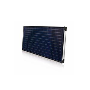 panel térmico plano / para calentar el agua / de vidrio antirreflejos / aislante