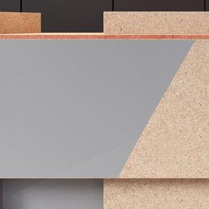 panel de construcción laminada