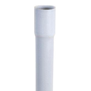 conducto eléctrico de PVC