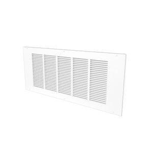 rejilla de ventilación de acero / rectangular / cuadrada / para el suministro y el retorno de aire
