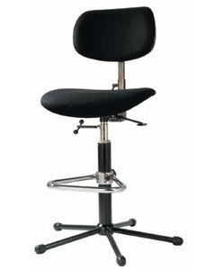 silla para orquesta de metal