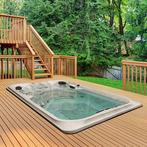 spa de natación empotrable