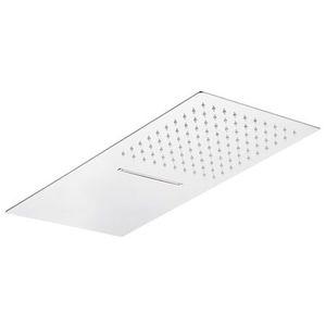 rociador de ducha de pared / rectangular / cascada / lluvia