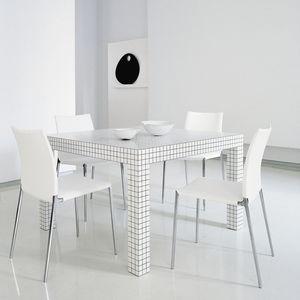 mesa de diseño pop