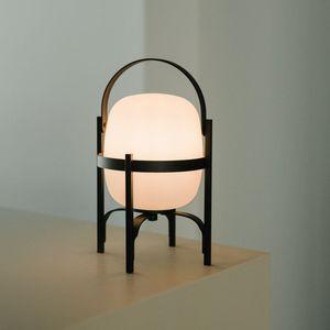 lámpara portátil / contemporánea / de plástico / recargable