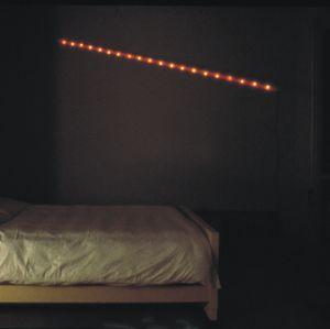 luminaria suspendida / fluorescente / lineal / de metacrilato