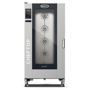 horno profesional / eléctrico / de vapor / colocación libre