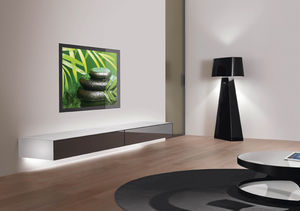 soporte para TV de pared contemporáneo