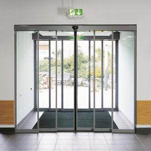 sistema corredero de puerta