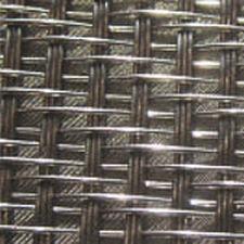 tela metálica tejida para tabique