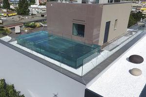 piscina semienterrada