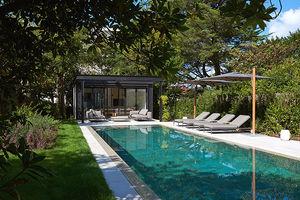 piscina enterrada / de hormigón / a medida / piscina de largos
