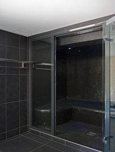 baño turco para el sector servicios