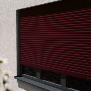 persianas exteriores / de aluminio / de aluminio extruido / de PVC