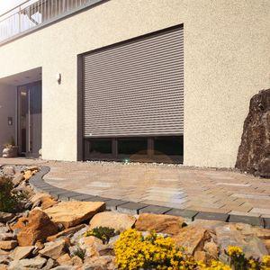 persianas exteriores / de aluminio / para ventanas / para puertas