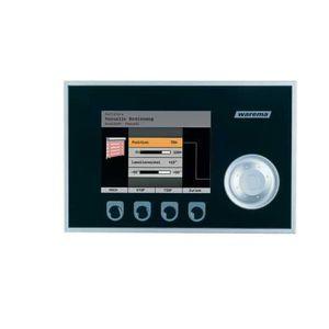 teclado de control para control de acceso / para sistema domótico / para iluminación / para sistema de calefacción
