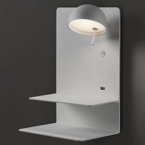 aplique contemporáneo / de aluminio / LED / IP20