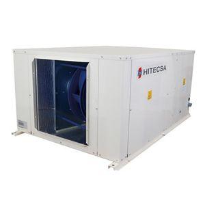 unidad de condensación profesional / refrigerada por agua / con bomba de calor