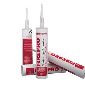 mastique elástico / a base de resina acrílica / para impermeabilización / de protección