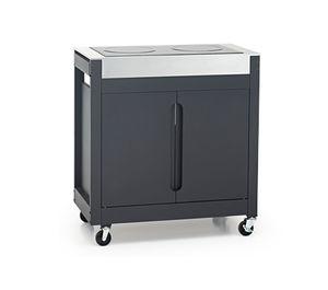 placa de cocina de inducción / 2 fuegos