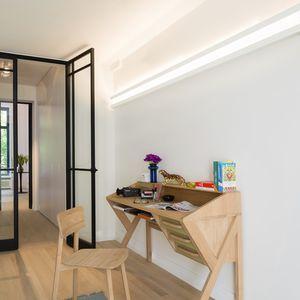 cornisa mural / de poliestireno / prefabricada / interior