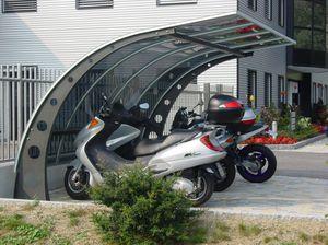 marquesina para motos