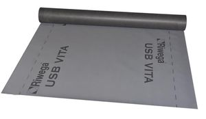 membrana impermeabilizante para cubierta / en rollo / de poliéster