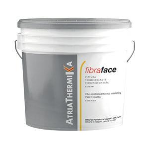 pintura decorativa / aislante térmico / para muro / para fachada