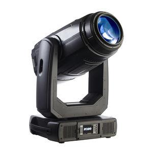 proyector con cabezal móvil con lámparas descarga / para iluminación escénica / de cambia colores