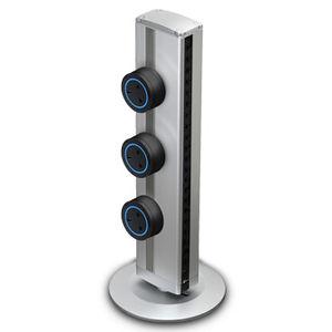 canaleta de cableado de aluminio / de suelo / profesional / vertical