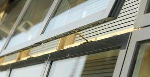 bisagra para ventana / de aluminio / invisible / para uso doméstico