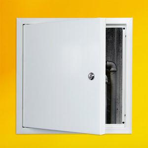 trampilla de inspección para pared / para techo / cuadrada / rectangular