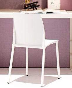 silla de oficina contemporánea / para niños / de tejido