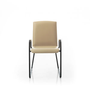 silla de oficina de cuero
