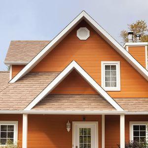 fachaleta de madera / para fachada / texturada / ranurada