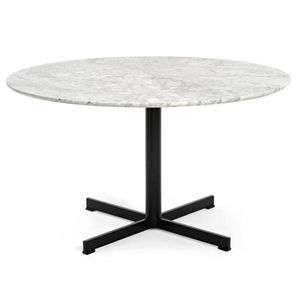 base de mesa de acero con revestimiento en polvo