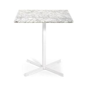 base de mesa de metal