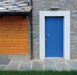 puerta de exterior