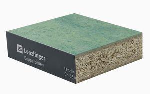 suelo técnico de madera / de aglomerado / de laminado de alta presión / de linóleo