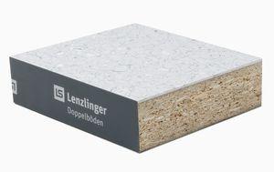 suelo técnico de madera / de acero galvanizado / de aglomerado / de laminado de alta presión
